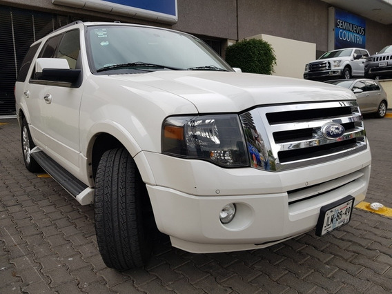 Ford Expedition 2014 5.4 Limited 4x2 Mt Credito