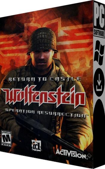 Return To Castle Wolfenstein -pc- Digital