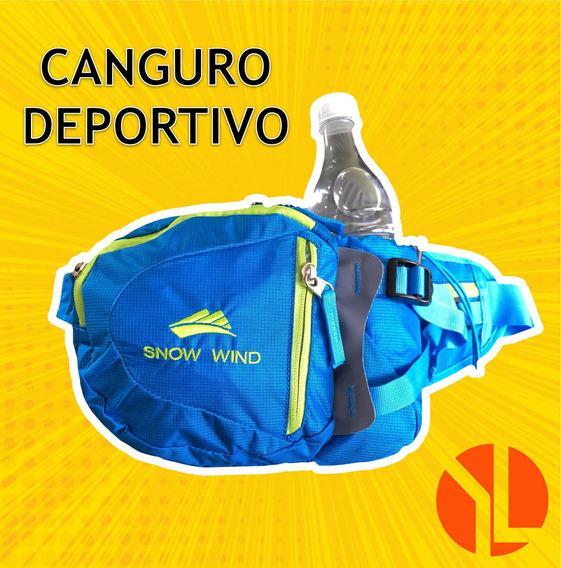 Canguro Deportivo, Riñónera Impermeable (trekking)