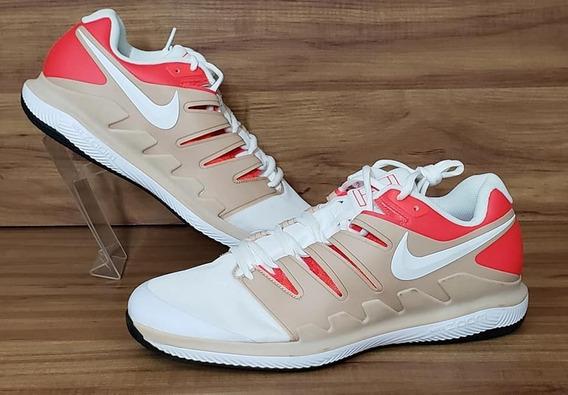 Tênis Nike Air Zoom Vapor X Clay - 44- Federer Nadal Rg 2019