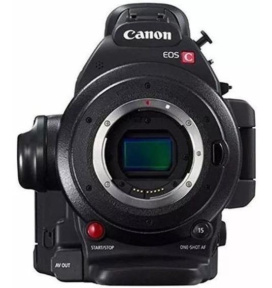 Canon Eos C100 Mark Ii Cinema Eos Camera Dual Pixel Cmos