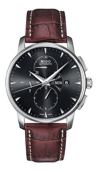 Relógio Mido Baroncelli Crono Automático - M8607.4.18.82