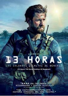Dvd - 13 Horas: Los Soldados Secretos De Bengasi