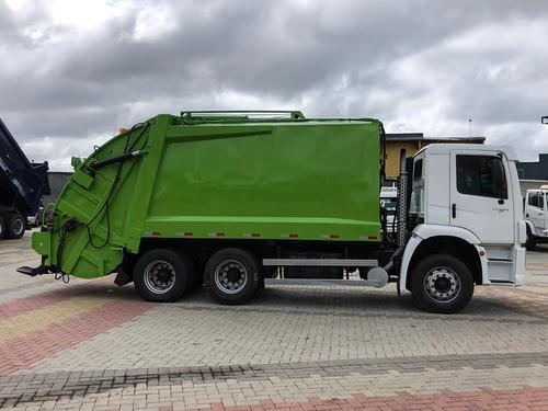 Volks 17280 14 - 6x2 - Compactador De Lixo Usimeca=1630,2428