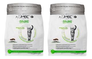 2 Nupec Felino Adulto Indoor 3kg (total 6kg)