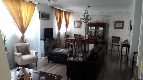 Apartamento Com 3 Dormitórios À Venda, 126 M² Por R$ 1.150.000,00 - Jardim Paulista - São Paulo/sp - Ap9994