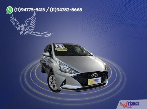 Imagem 1 de 12 de Hyundai Hb20  Vision 1.0 Flex 12v Mec. Flex Manual