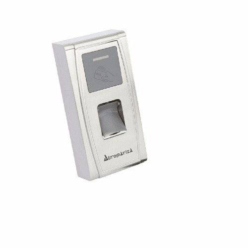 Controle De Acesso Bio Inox Plus Ss311e Automatiza