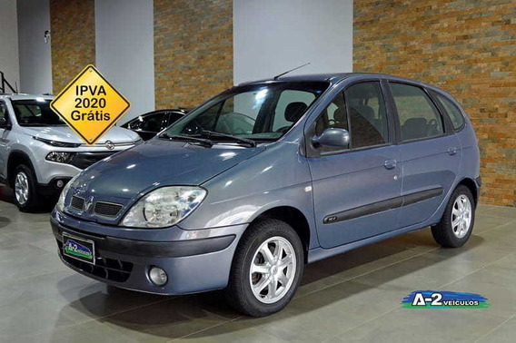Renault Scenic Expression 1.6 16v(aut.) 4p