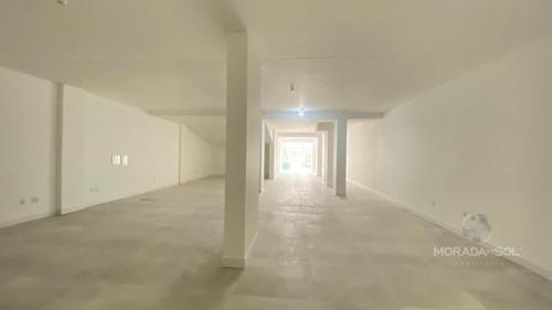 Sala De 200m² Em Meia Praia  -  Itapema - 3732