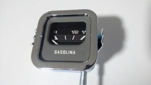 Imagem 1 de 5 de Marcador Combustível Vdo Fuscão Fusquinha 70/71/72/73/74/75.