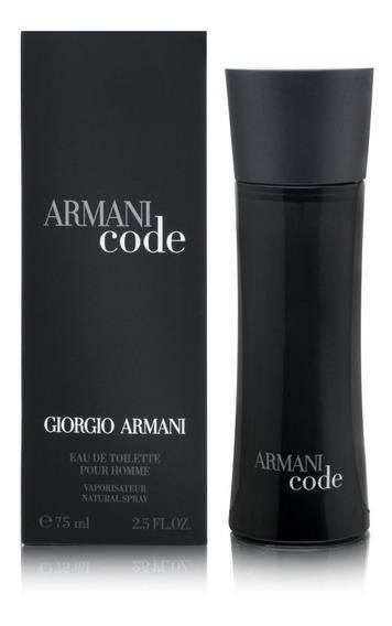 Perfumes Importados Armani Code Pour Homme Masculino 50 Ml
