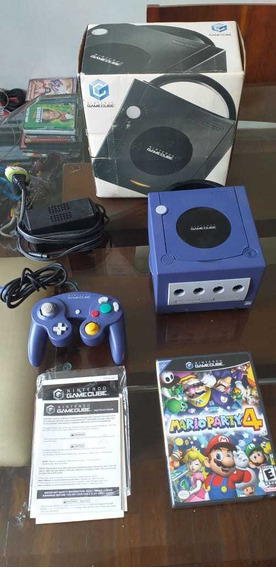 Video Game Nintendo Gamecube