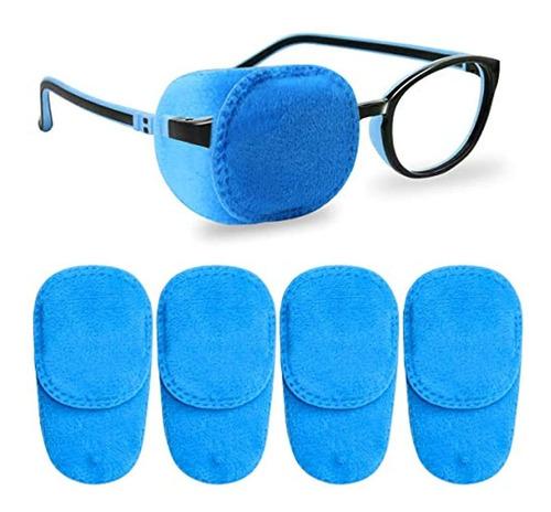 Fundas Y Estuches Para Gafas Paquete De 4 Parches Para Gafas