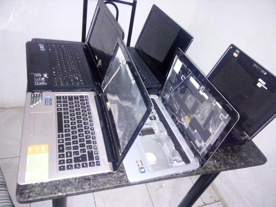 Carcaça De Notbook Positivo Sim+ Hp Samsung Acer Toshiba 12