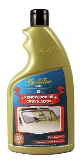 Removedor De Chuva Ácida Spray 650ml Cadillac