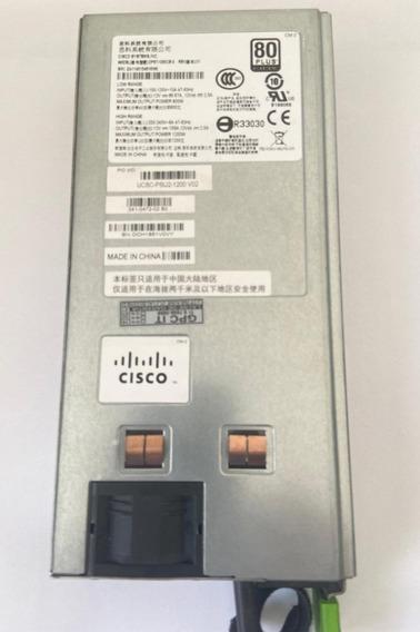 Fonte Cisco 1200w Para Servidor Ucs 260 M2 Pn 341-0472-02
