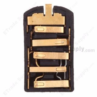 Conector Do Fone Moto G Original Xt1033 Xt1032