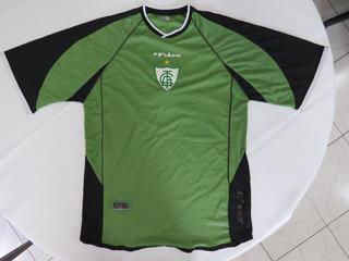 América Mineiro Camisa Original Comemorativa 92 Anos 2004