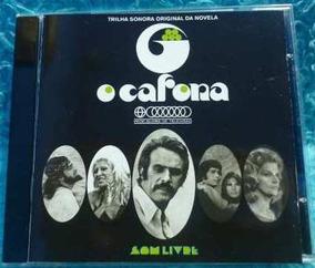 Cd Original Novela O Cafona Nacional