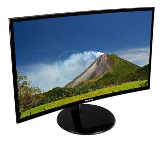Monitor Samsung Led 27 C27f390curvo Gamer Hdmi Full Hd