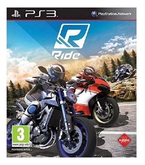 Ride - Psn Ps3 Digital