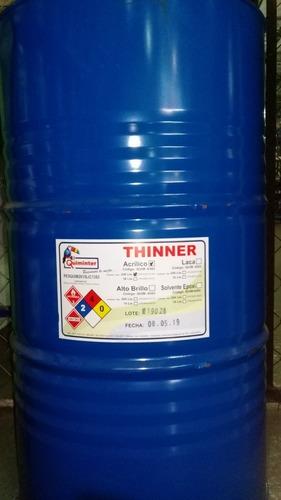 Thinner Acrilico Quiminter Galon