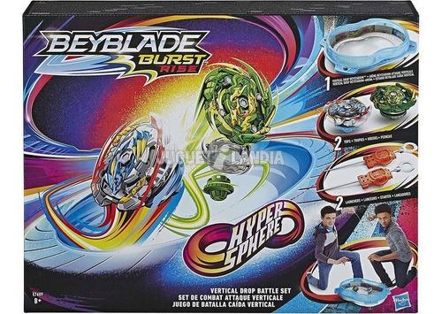Beyblade Arena De Batalla Burst Rise Hypersphere Hasbro Full