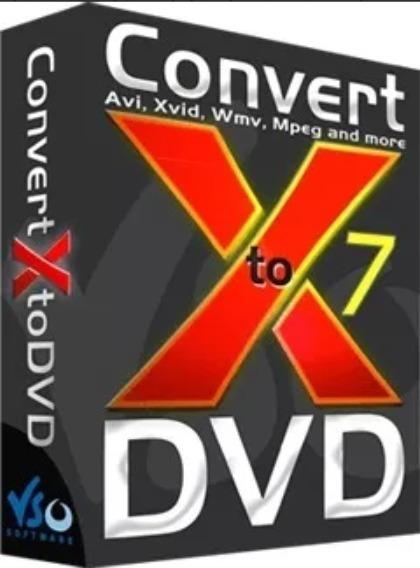 Vso Convertxtodvd Versão 7 - Original Em Português Com Patch