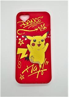 Capinha Pokémon Pikachu iPhone 5g