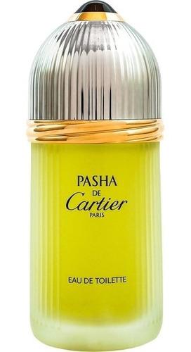 Locion Perfume Pasha De Cartier 100 Ml - mL a $1300