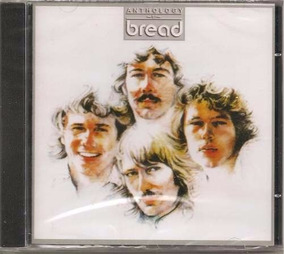 Cd Bread Antology Of Bread - Original, Lacrado Pop Rock