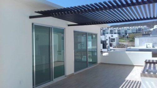 El Refugio, Roof Garden, 4ta Recamara En Pb, Premium !!
