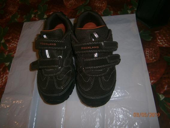 Zapatos Para Niño Rockland Color (300mil O 7$)