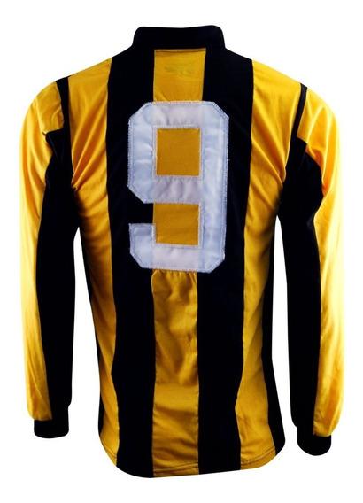 Camiseta Peñarol Edición Clásica Fernando Morena 1982