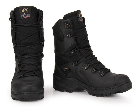 Bota Black Squad - Air Step
