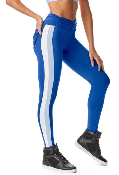 Legging Fusô Vestem Action Fact Power Up