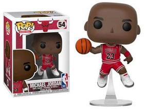Funko Pop! Nba Chicago Bulls: Michael Jordan #54