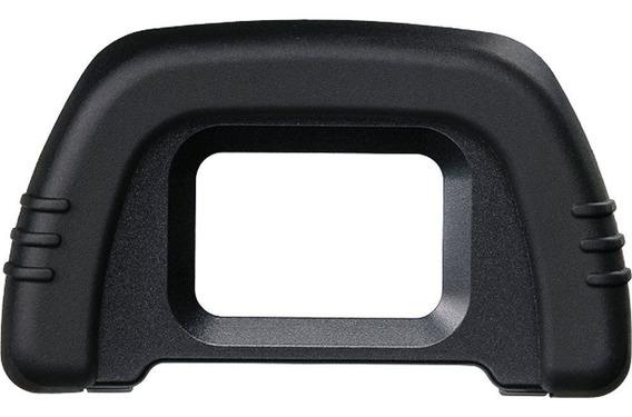5x Protetor Ocular Eyecup Nikon Dk-21 D90 D3000 D7000 D80