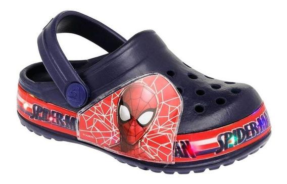 Sandalia Niño Spider Man Tenis Con Imaginació 3801 14-21 S4