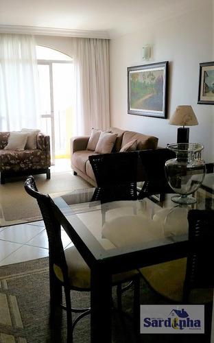 Imagem 1 de 15 de Apartamento À Venda - Vila Suzana -  Morumbi - Sp - 1450