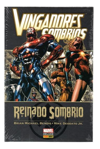Vingadores Sombrios Reinado Sombrio - Bonellihq Cx192 E19