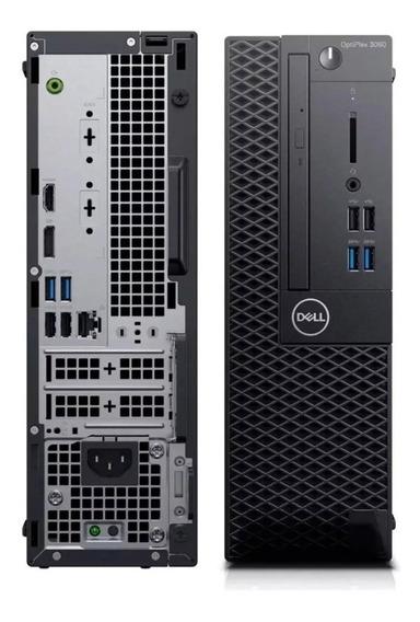 Cpu Dell Optiplex 3060 Sff I5 8ºg 8gb Ssd 128gb