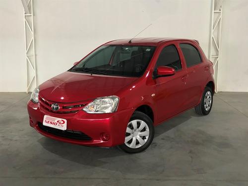 Toyota Etios 1.3 X 2015
