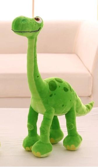 T-rex O Bom Dinossauro Verde Pelucia Plush 50 Cm Do Filme