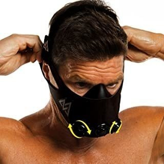 Training Mask 2.0 Workout Fitness Mask For Running And Breat