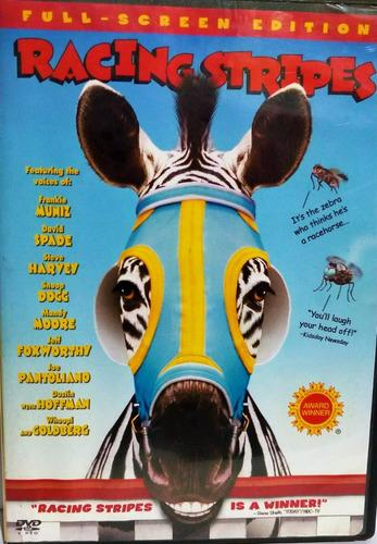 Racing Stripes Import Movie Dvd 2005 Mandy Moore Mercado Libre