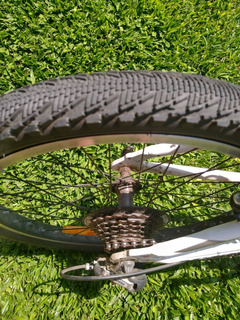 Bicicleta Raleigh Rowdy Sport