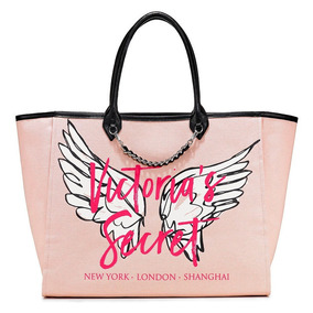 Bolsa Angel Tote Victorias Secret Com Etiqueta
