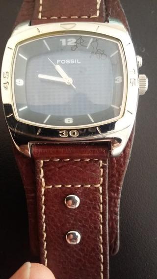 Relógio Fóssil Duo Bracelete R$600,00(victorinox, Tag Heuer)